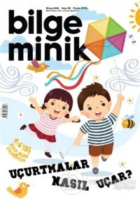 Bilge Minik Dergisi Sayı: 56 Nisan 2021 Kolektif