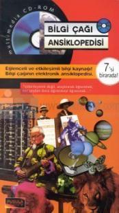 Bilgi Çağı AnsiklopedisiMultimedia CD-ROM(7 CD Takım)