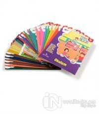 Bilgi Hazinem Eğitim Seti (28 Kitap 1 DVD)