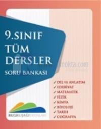 Bilgi Kuşağı 9. Sınıf Tüm Dersler Soru Bankası