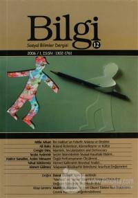 Bilgi Sosyal Bilimler Dergisi Sayı: 12