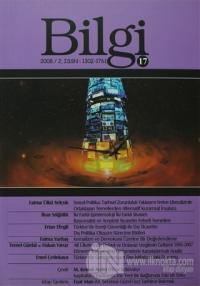 Bilgi Sosyal Bilimler Dergisi Sayı:17