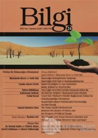 Bilgi Sosyal Bilimler Dergisi Sayı: 24