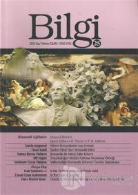 Bilgi Sosyal Bilimler Dergisi Sayı: 25 Kış