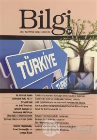 Bilgi Sosyal Bilimler Dergisi Sayı: 35 Kış