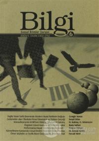 Bilgi Sosyal Bilimler Dergisi Sayı: 6