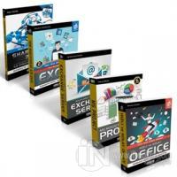 Bilgisayarlı Proje Yönetimi Seti (5 Kitap Takım)