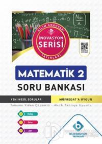 Bilim Anahtarı Yayınları Matematik 2 Soru Bankası