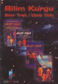 Bilim Kurgu Star Trek - Uzay Yolu (4 Kitap Takım)