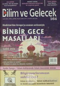 Bilim ve Gelecek Dergisi Sayı : 164 Ekim 2017