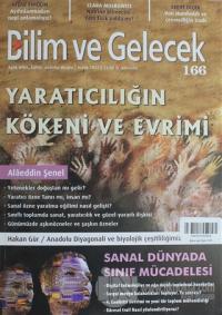 Bilim ve Gelecek Dergisi Sayı : 166 Aralık 2017