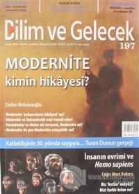 Bilim ve Gelecek Dergisi Sayı: 197 Eylül 2020