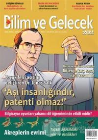 Bilim ve Gelecek Dergisi Sayı: 202 Şubat 2021