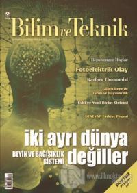Bilim ve Teknik Popüler Bilim Dergisi Sayı: 616 Mart 2019