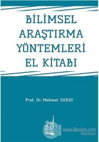 Bilimsel Araştırma Yöntemleri El Kitabı