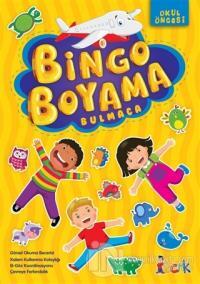 Bingo Boyama - Bulmaca Kolektif