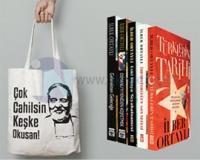 Bir Çanta Dolusu Tarih Seti - 5 Kitap Takım