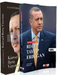 Bir Liderin Doğuşu - Küresel Barış Vizyonu (2 Kitap Takım)
