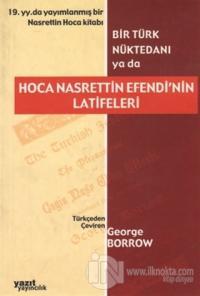 Bir Türk Nüktedanı ya da Hoca Nasrettin Efendi'nin Latifeleri