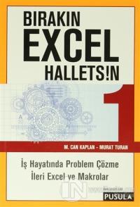 Bırakın Excel Halletsin 1