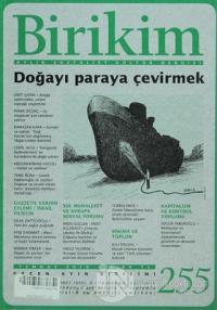 Birikim Aylık Edebiyat Kültür Dergisi Sayı: 255