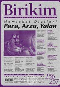 Birikim Aylık Edebiyat Kültür Dergisi Sayı: 256 - 257