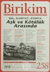 Birikim Aylık Edebiyat Kültür Dergisi Sayı: 258