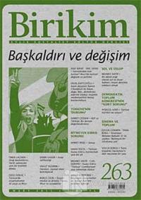 Birikim Aylık Edebiyat Kültür Dergisi Sayı: 263