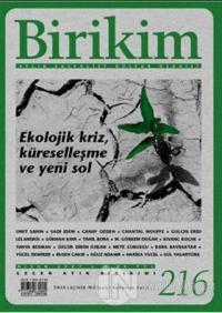 Birikim Aylık Sosyalist Kültür Dergisi Sayı: 216