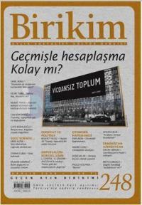 Birikim Aylık Sosyalist Kültür Dergisi Sayı 248