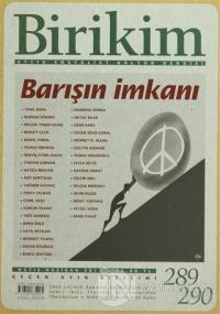 Birikim Aylık Sosyalist Kültür Dergisi Sayı: 289 - 290