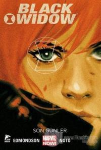 Black Widow Cilt 3 Nathan Edmonson