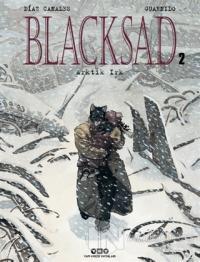 Blacksad Cilt: 2 - Arktik Irk Juan Diaz Canales