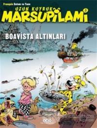 Boavista Altınları 8 - Uzun Kuyruk Marsupilami
