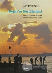 Boğaz'ın Beş Efendisi (Ciltli)