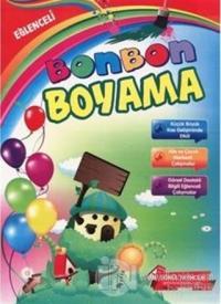 Bonbon Boyama (Boyama Kalemli)