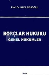 Borçlar Hukuku Safa Reisoğlu