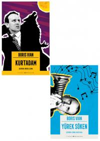 Boris Vian 2 Kitap Takım