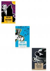 Boris Vian 3 Kitap Takım