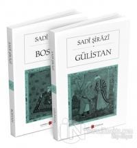Bostan - Gülistan (2 Cilt Takım) Sadi Şirazi