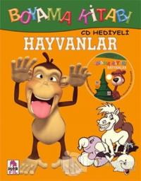 Boyama Kitabı - Hayvanlar