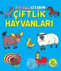 Boyama Kitabım - Çiftlik Hayvanlar