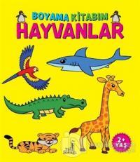 Boyama Kitabım - Hayvanlar