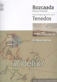 Bozcaada Harita ve Gravürleri - Maps& Engravings of The Island Tenedos
