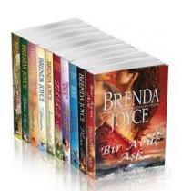 Brenda Joyce Romantik Kitaplar Koleksiyonu 10 Kitap Takım