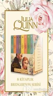 Bridgerton Serisi - (8 Kitap Takım)