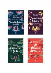 Brittany Cavallaro 4 Kitap Takım