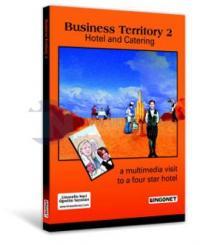 Business Territory 2 - İngilizce Otel ve Hazır Yemek Endüstrisi  Eğitimi Seti
