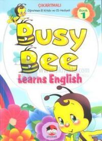 Busy Bee Learns English (2 Kitap Takım)