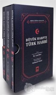 Büyük Harpte Türk Harbi (3 Cilt Takım) (Ciltli)